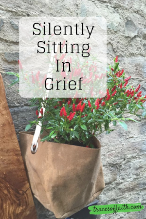 Silently Sitting In Grief
