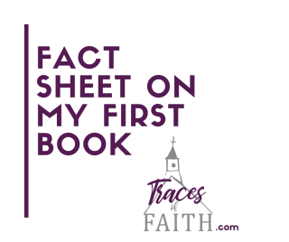 Fact sheet on my first book
