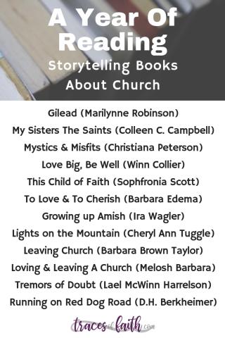 2019 Church Storytelling Books