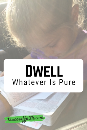 Dwell - Whatever is Pure