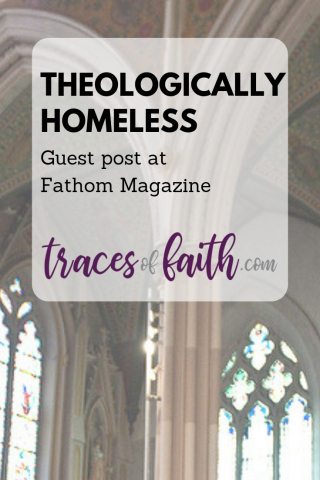 Theologically Homeless