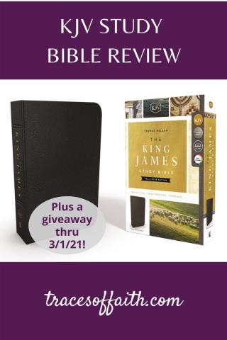 #biblegiveaway #kjv #libertyuniversity #thomasnelsonbible #studybible #fullcolorbible #biblereview